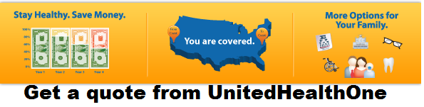 get a quote from Unitedhealthcare